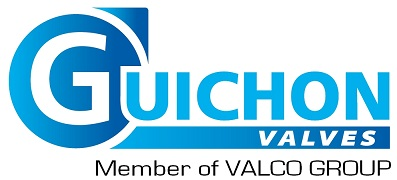 custom and critical process valves, Logo Guichon Valves
