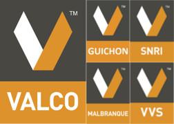 Logo Valco group - Guichon Valves