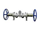 Multiway piston valve 604C