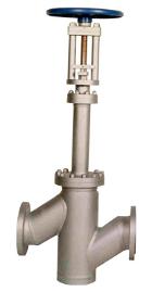 Straight globe valve 506