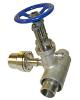 Einspeise-Kolbenventil  Type : 609C
