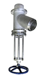 Tank bottom valve 607C