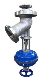 Tank bottom valve 602M
